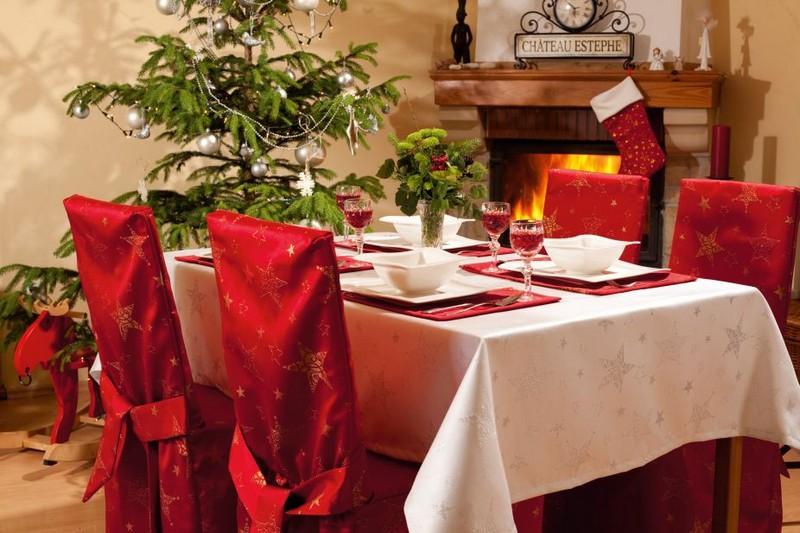 free dco table nol rouge et blanc ides qui unifient le moderne et le decoration de with table de nol rouge
