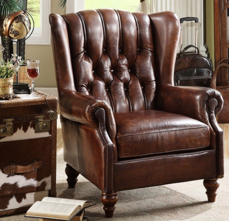Wing Back Chair Slip Cover