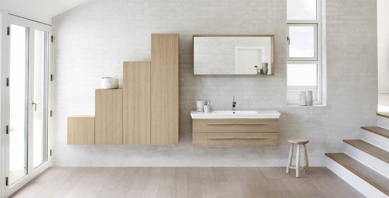 Awesome Salle De Bain Verte Et Blanche Contemporary - Amazing ...