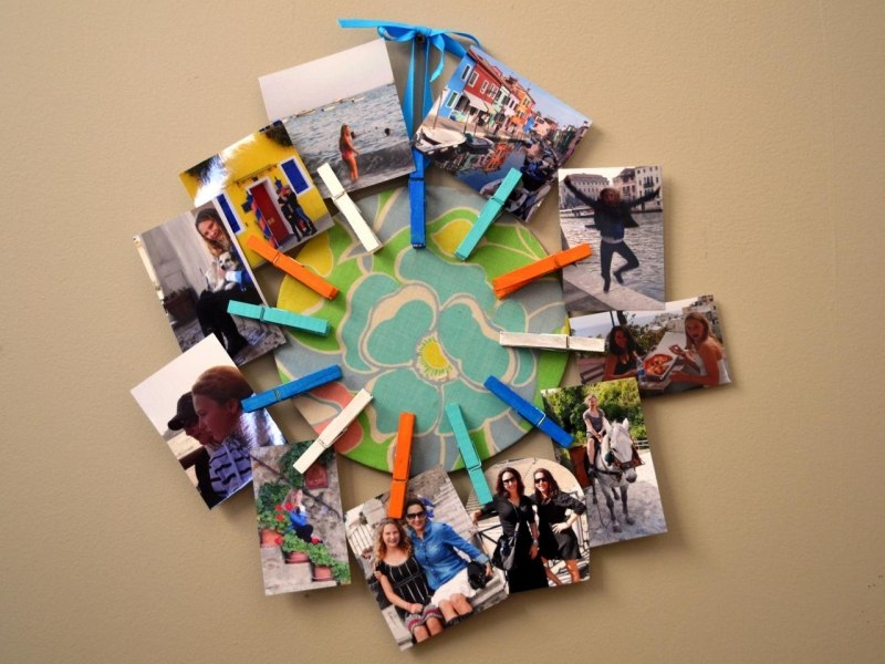 Ple mle photo fait maison 7 collages faciles en 50 photos