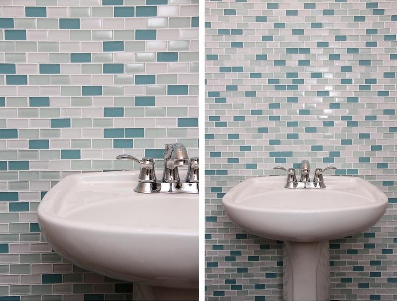 Revtement mural salle de bain  55 carrelages et alternatives