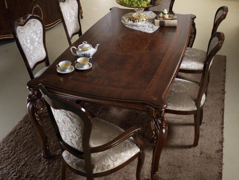 Table Manger De Style Louis XV En 37 Ides Envotantes