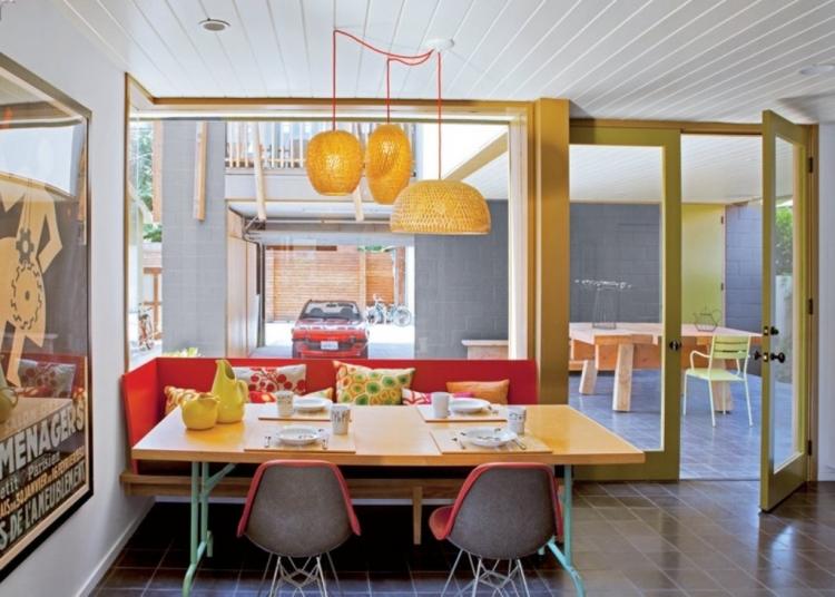 construire ilot central cuisine