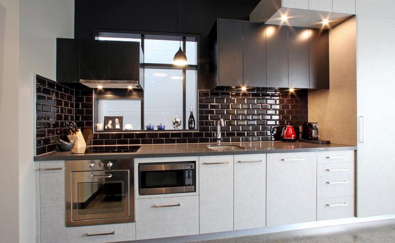 renovation credence cuisine cuisine dlinia graphic bois leroy merlin chez nat et nature. Black Bedroom Furniture Sets. Home Design Ideas