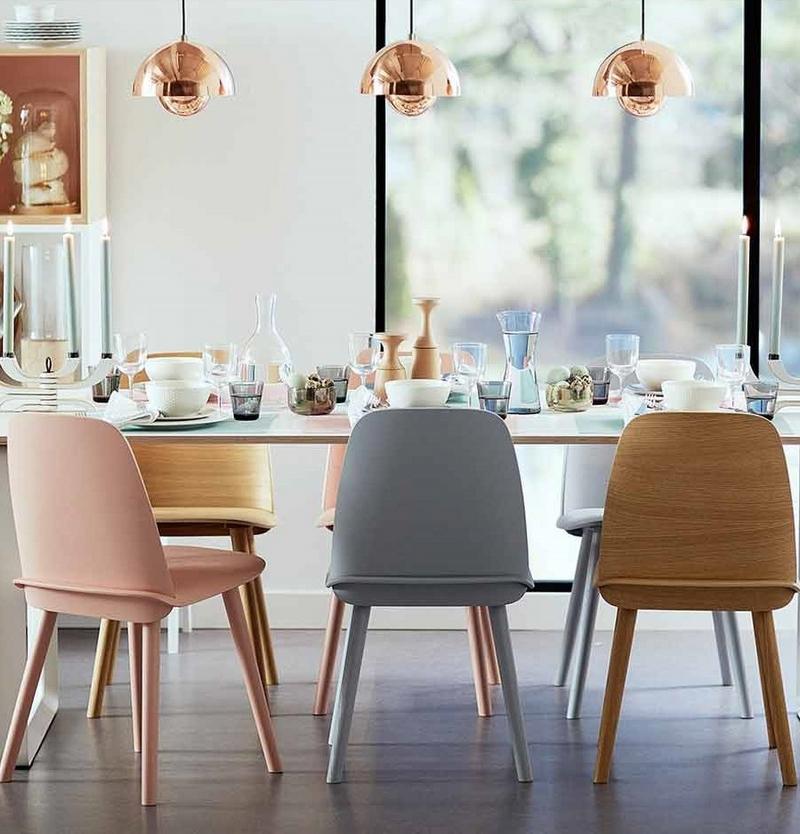 chaises salle a manger modernes tout