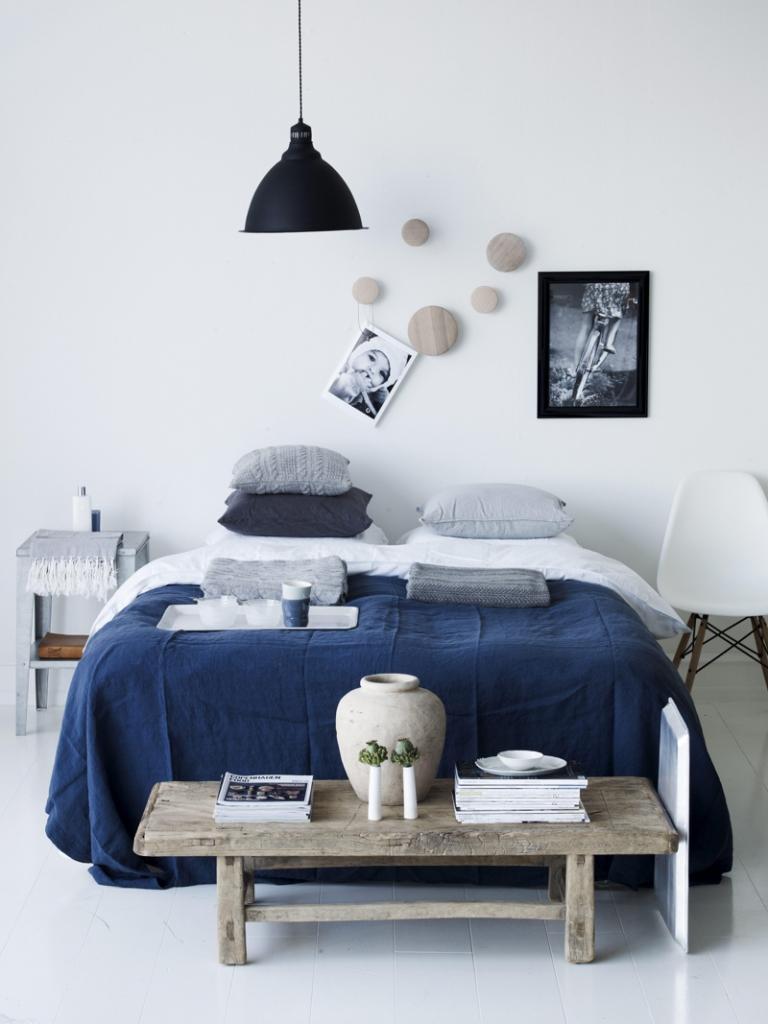 Décoration Chambre Adulte Style Scandinave | Chaise Design ...