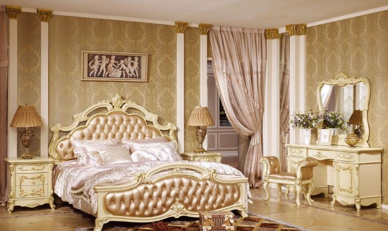Chambre style baroque ultra chic en 37 ides inspirantes