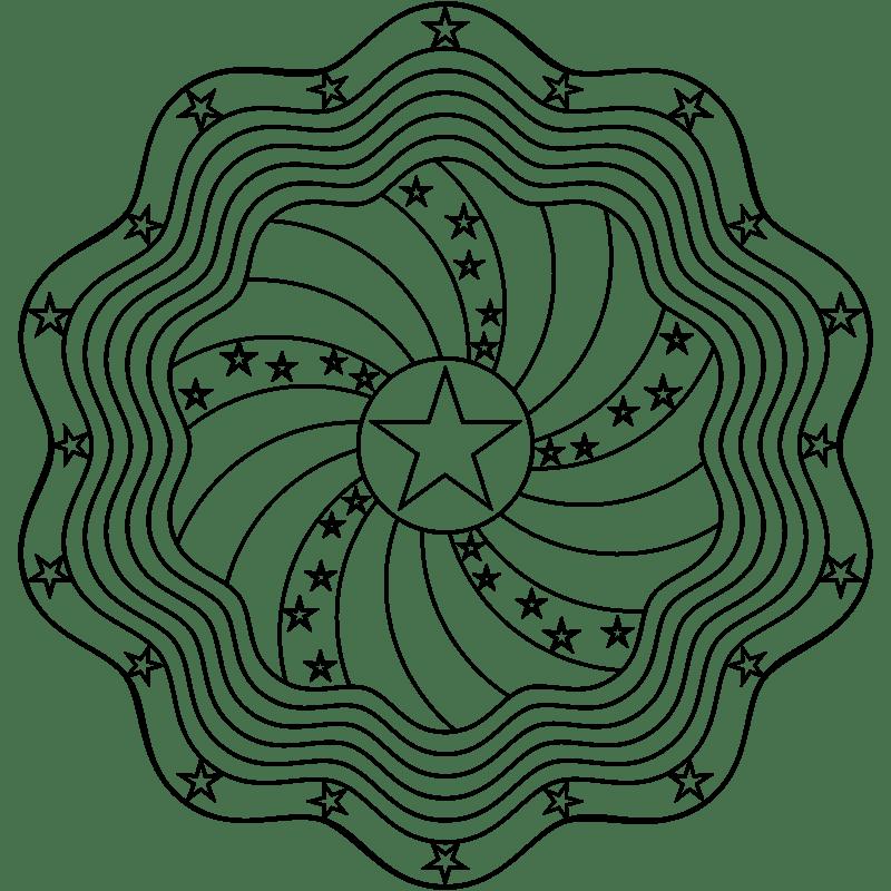 Dessin A Imprimer Mandala Maison Design
