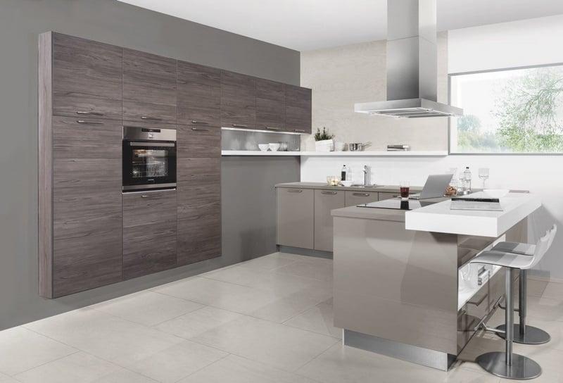 S Design Interieur Cuisine Design Cuisine Gris Bois Modeles