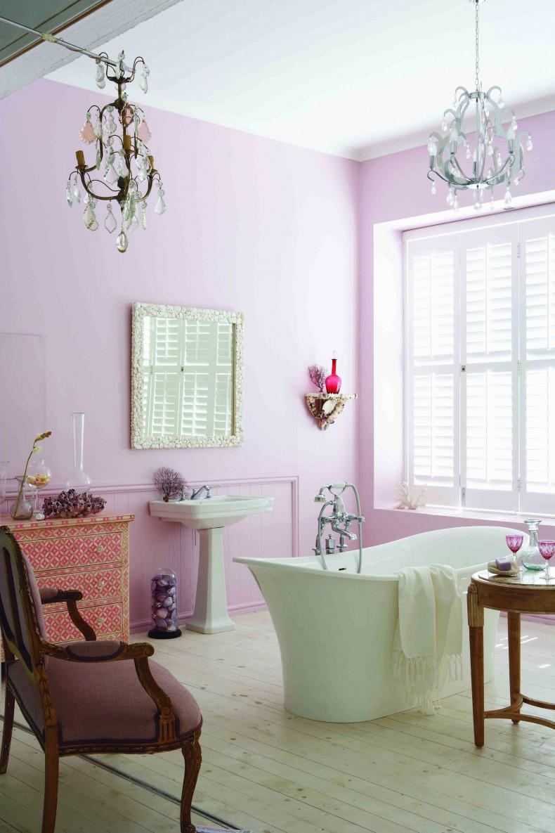 salle de bain style romantique finest salle de bain style romantique salle de bain style. Black Bedroom Furniture Sets. Home Design Ideas