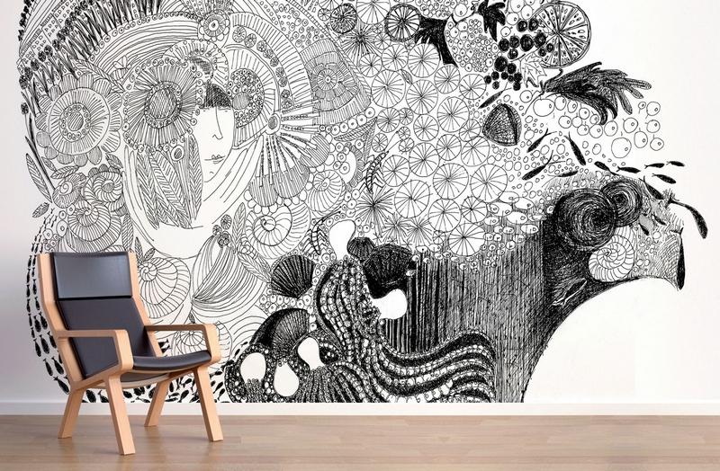 Grand Poster Mural En 36 Designs Originaux Pour Toute Pice