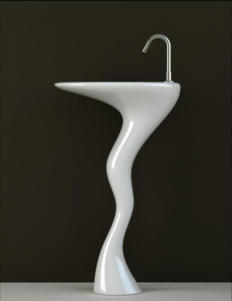 lavabo design inhabituel une galerie