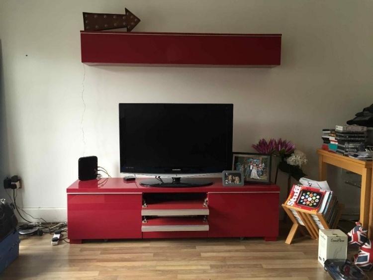 Meuble Besta Ikea  rangement modulable en 25 ides top