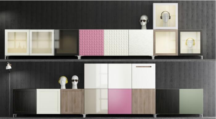 Meuble Besta Ikea Le Meuble Modulable Qui Répond à Toutes