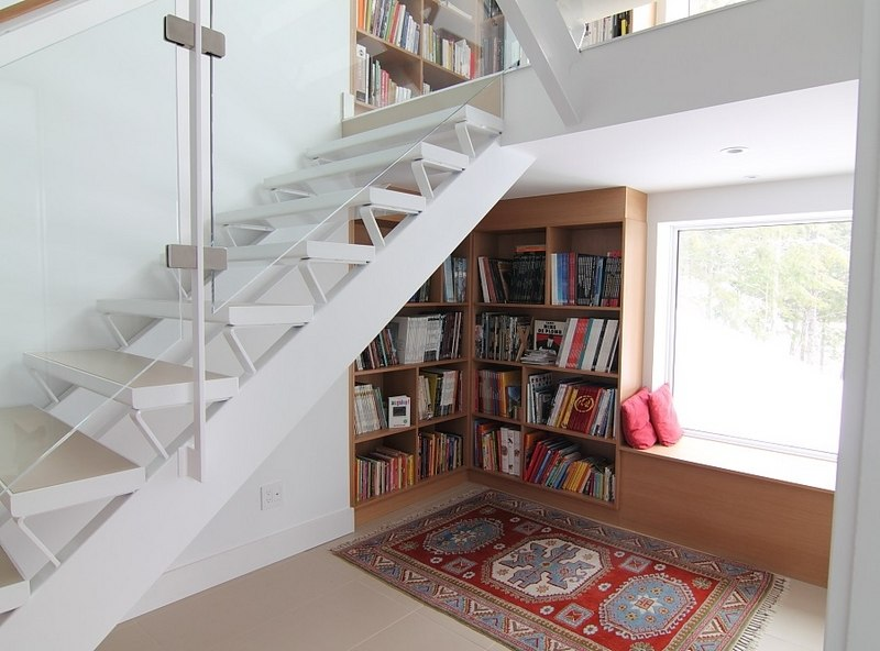 Rangement Sous Escalier Et Idees D Amenagement Alternatif