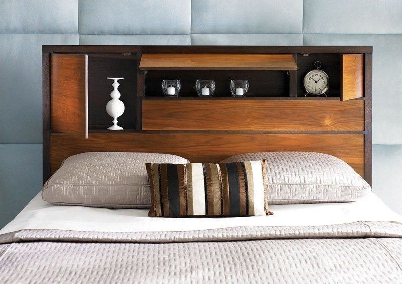 tete de lit avec rangement en 57 dees