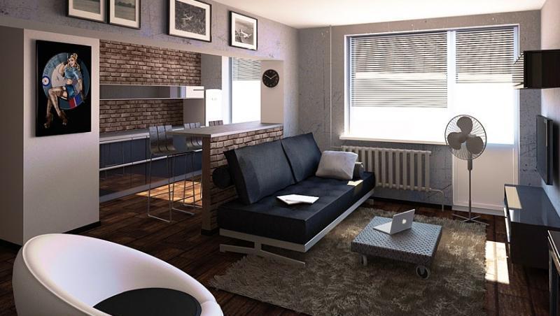 Table Basse Industrielle 40 Ides Vintage Ou Design Moderne