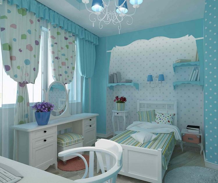 Chambre Bebe Jaune Et Bleu