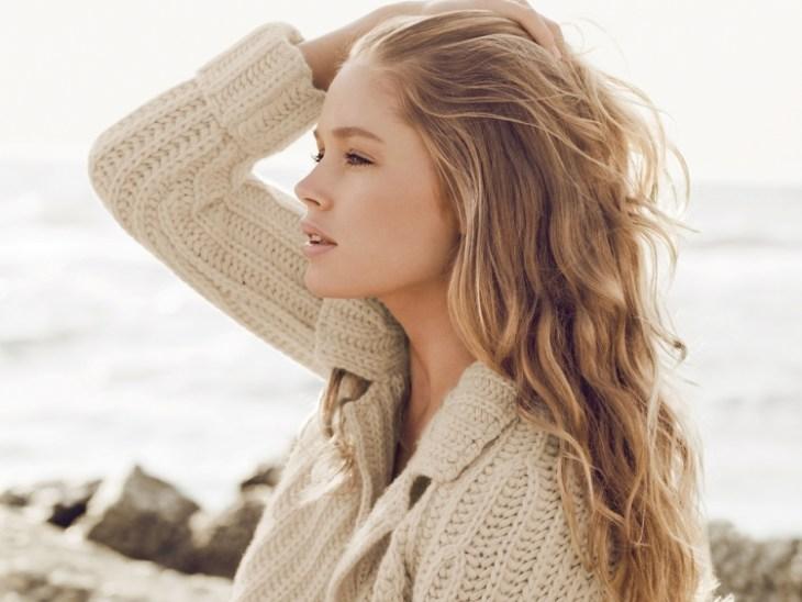coiffure-pour-noël-cheveux-longs-brushing