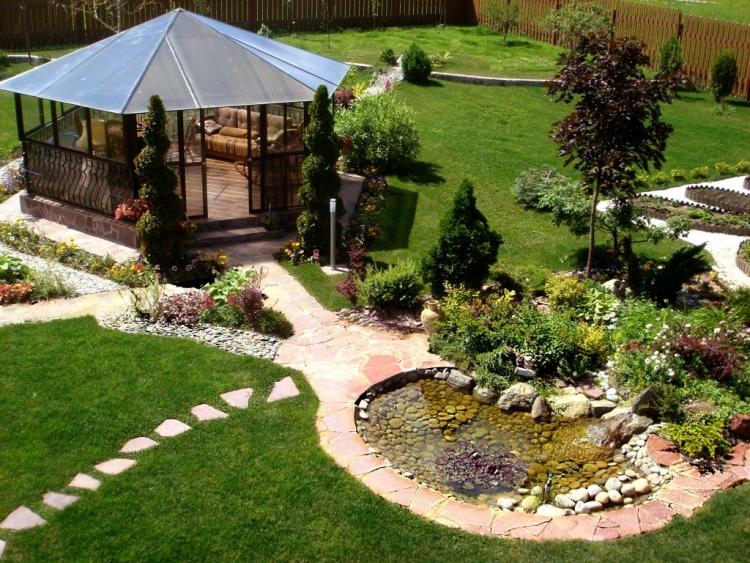 Comment amnager son jardin pour un extrieur moderne