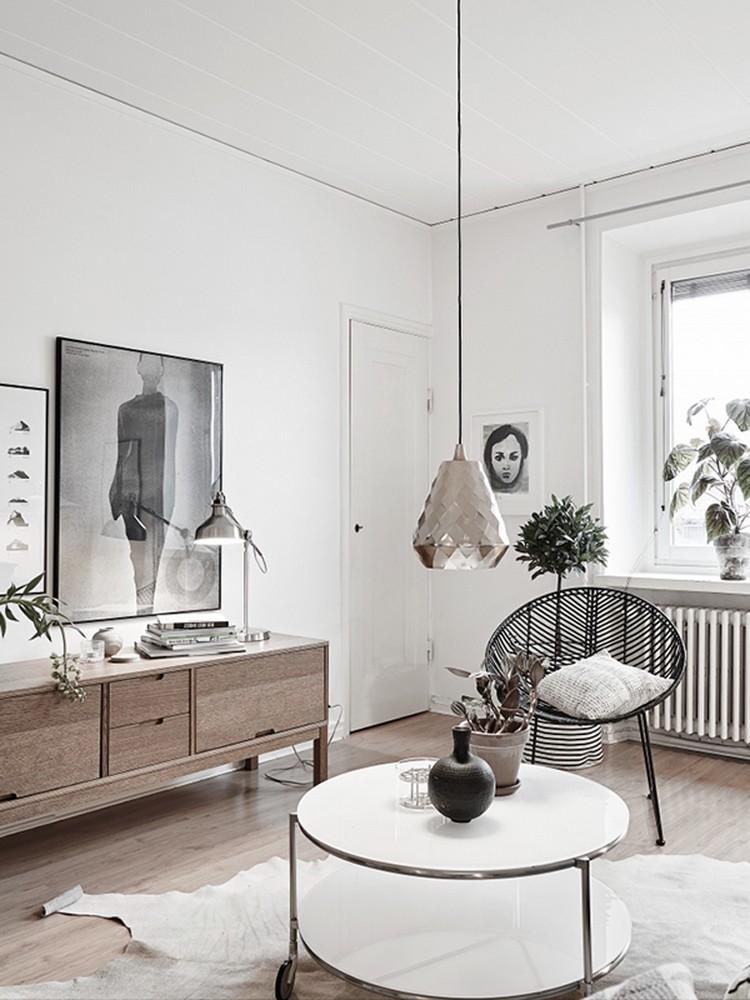 Meuble tv scandinave  un mlange de la simplicit et de llgance