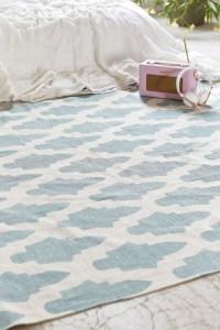 Le tapis scandinave sinvite dans lintrieur 26 ides ...