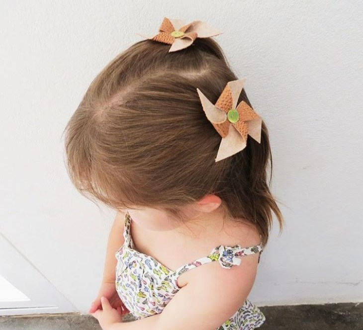 accessoire pour cheveux -decorer-eoliennes-cuir-diy