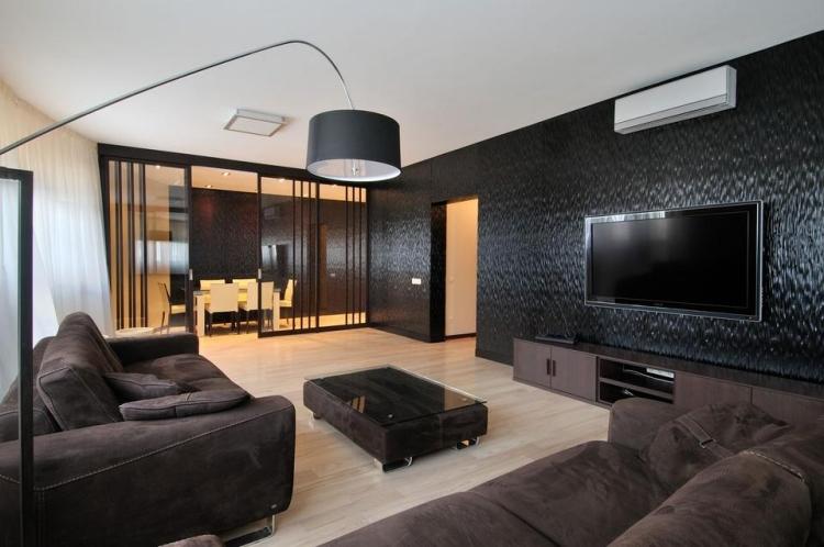 Salon Moderne Ennoir