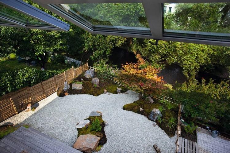 jardin zen moderne comment amenager un