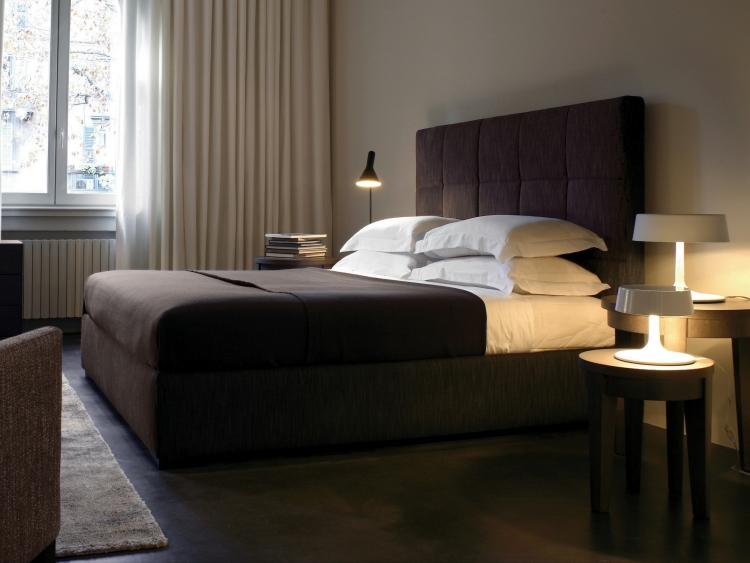 Lit Contemporain Design Amnagez Une Chambre Moderne