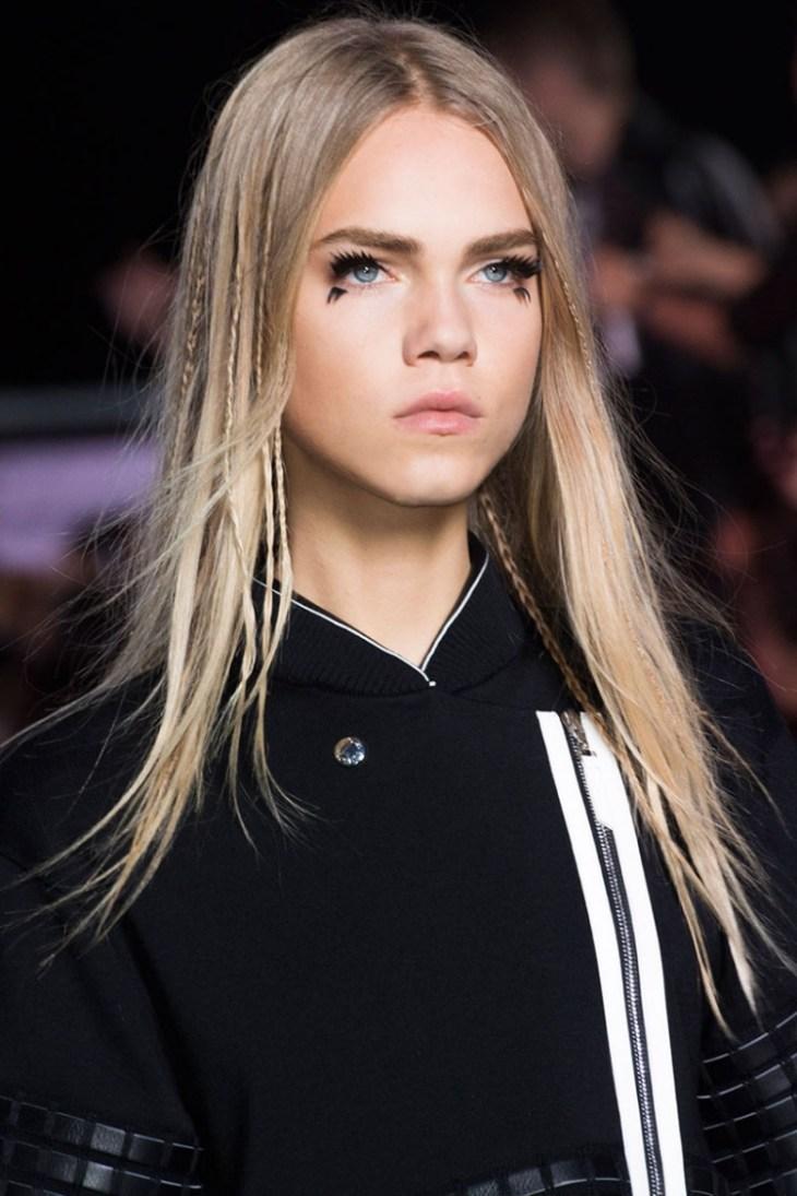 maquillage-tendance 2016 faux cils yeux poupée dramatiques
