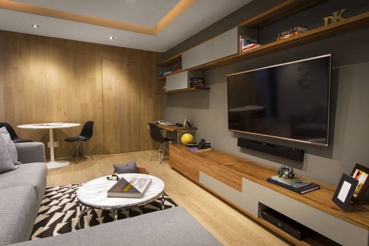 meuble tv mural 2016 moderne elegant