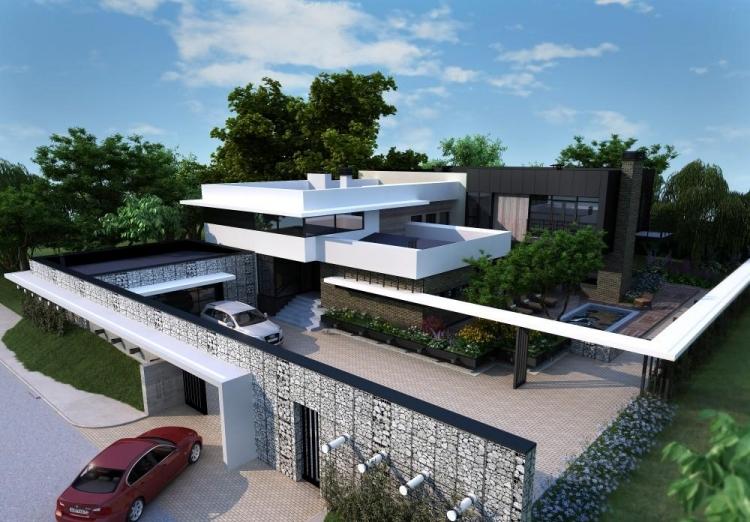 Maison Palissade Pvc Décoration de maison | Tendances déco ...
