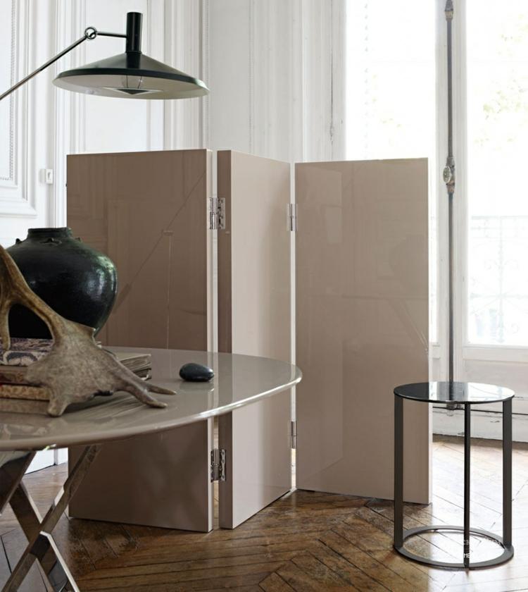 Paravent bois et cloison pour diviser les zones de vie avec style