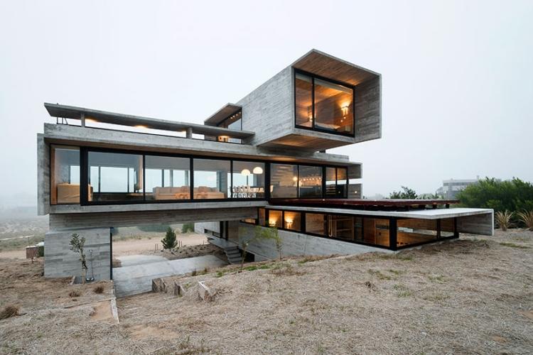 S Design Interieur Sol Beton Cire Facade