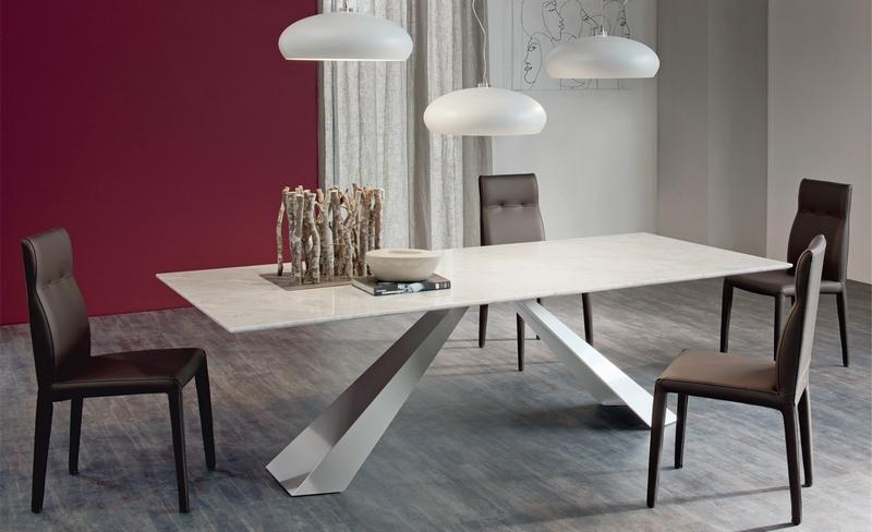 table salle a manger de design italien