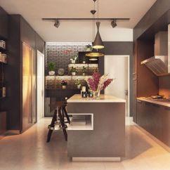 Kitchen Accent Table Sink Base Cabinet Sizes Mobilier Et Déco En Couleurs Chaudes Froides Dans Deux ...