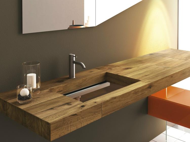 Lavabo salle de bain de design italien moderne en 35 ides