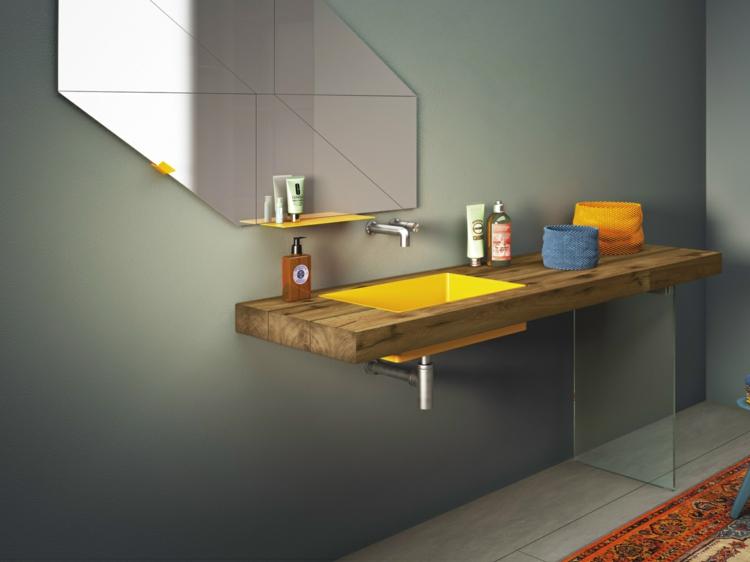 Lavabo Salle De Bain De Design Italien Moderne En 35 Idées