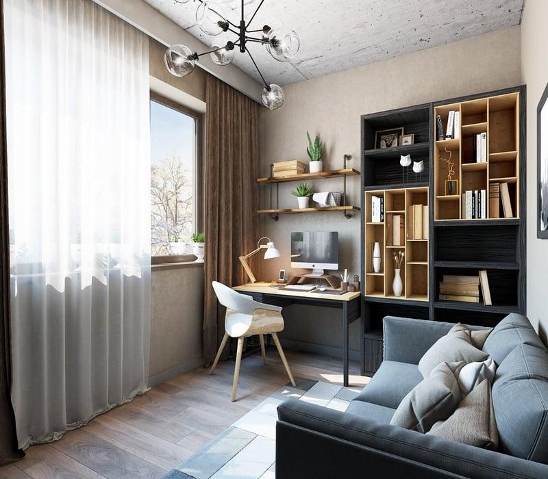 Meubles Bureau La Maison Modernes Pour Optimiser Lespace