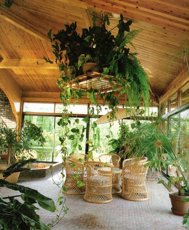 Salon De Jardin Tressé Castorama | Terrasse Couverte Tuile ...