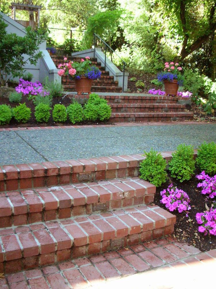 Construire Un Escalier Au Jardin - Johncalle