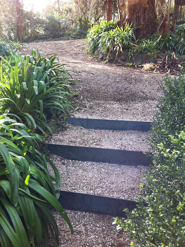 Escalier de jardin  faire soimme en 49 ides de conception