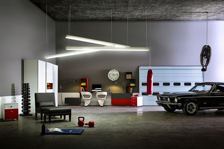 Amnagement Garage Moderne En 40 Ides Artistiques