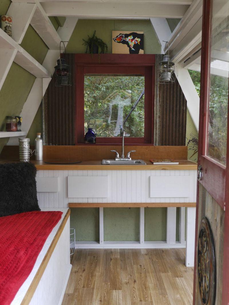 Cabane En Bois Habitable Micro Studio Et Maisonnette Mobile