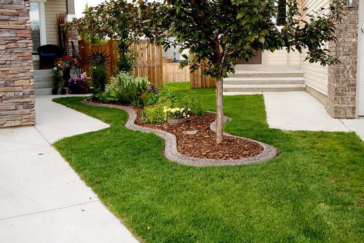 Bordure Jardin Design
