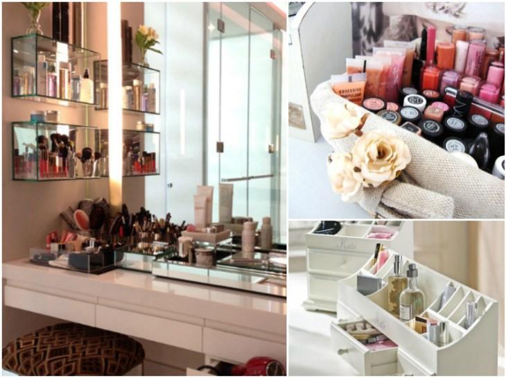 idées-rangement-maquillage-pratique-joli-réaliser-soi-même-maison