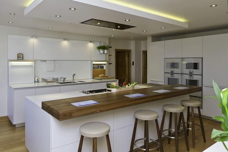 lot de cuisine et espace de repas intgr pour crer un coin ergonomique