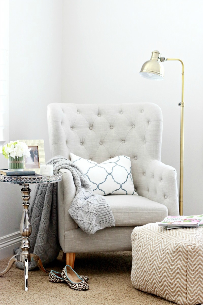 Coin de lecture dans la chambre 20 ides sur les meubles et la dcoration