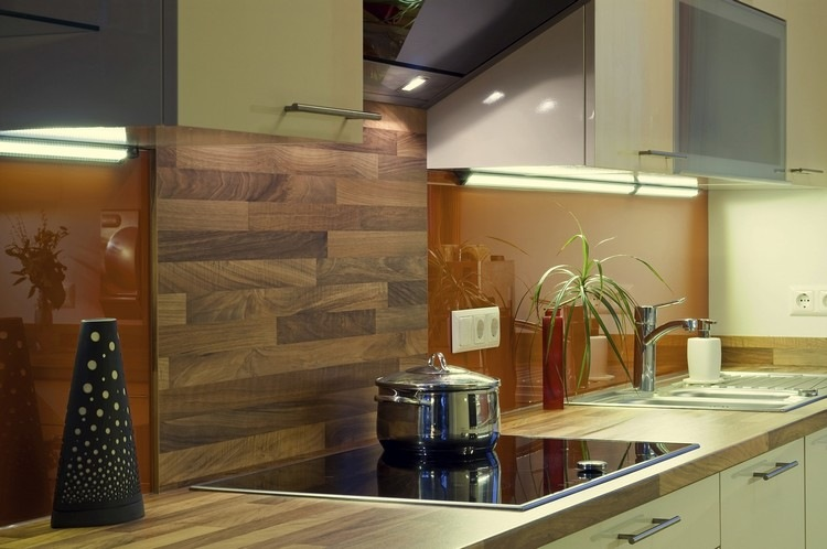 Crdence de cuisine en bois massif en 20 ides originales